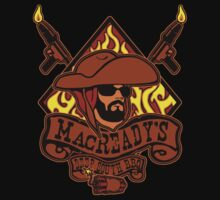 MacReady's BBQ by AngryMongo