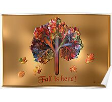 Fall Is Here!! Poster