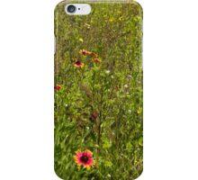 Cemetery Wildflowers – Free range beauty iPhone Case/Skin