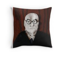 Wilfred Bion Throw Pillow