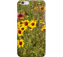Cemetery Wildflowers – Nature's bouquet iPhone Case/Skin
