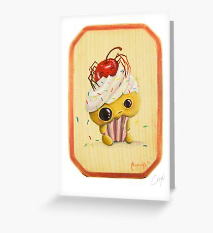 ihascupquake Greeting Card