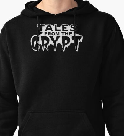 Tales From The Crypt Pullover Hoodie