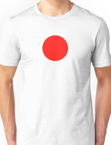 Japanese Flag Top - I Love Japan - T-shirt - Nippon Tīshatsu Unisex T-Shirt