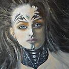 Warrior by ladydrummond