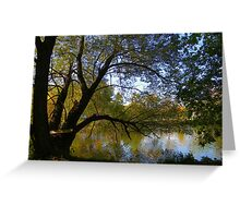 Down by the Riverside ! Greeting Card