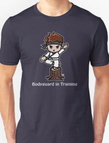 Martial Arts/Karate Boy - Crane one-legged stance - Bodyguard T-Shirt