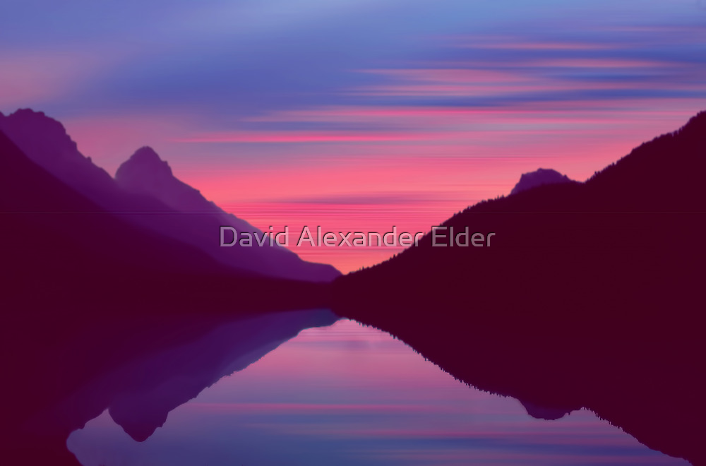 Shepherd's Warning by David Alexander Elder