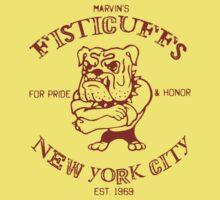 New York City Fisticuffs III by edwardengland