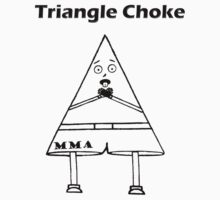 Triangle Choke Kids Tee