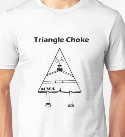 Triangle Choke Unisex T-Shirt