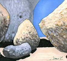 A Boulder Composition * by James Lewis Hamilton