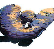 Embracing Boulders by James Lewis Hamilton