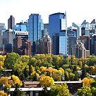 Calgary, Alberta by vkatelynng