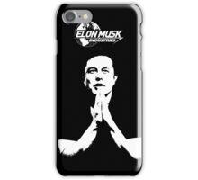 Elon Musk Industries iPhone Case/Skin