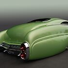 tufenuf merc sled by Bill Dutting