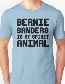 Bernie Sanders is my Spirit Animal T-Shirt