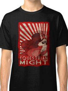 Equestrian Might Classic T-Shirt
