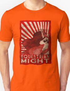 Equestrian Might T-Shirt