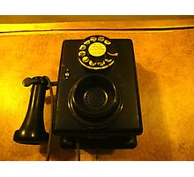 Dial M for Murder Photographic Print