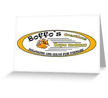 Boffo's Creations  Greeting Card
