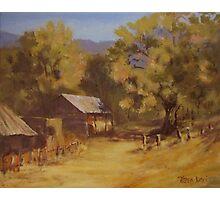 Crippen Ranch Photographic Print