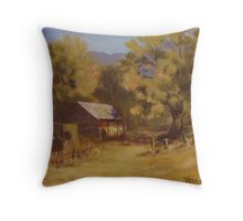 Crippen Ranch Throw Pillow