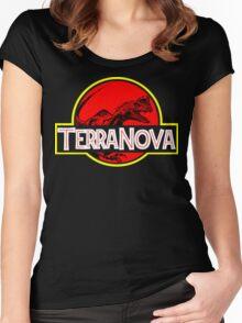 Nova Park Women's Fitted Scoop T-Shirt