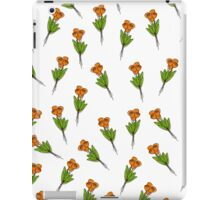 Spring is around the corner iPad Case/Skin