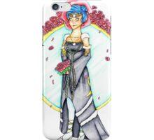 Norn Wedding Dress iPhone Case/Skin