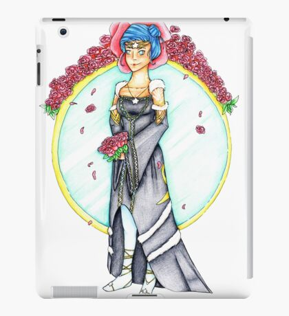 Norn Wedding Dress iPad Case/Skin