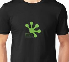 Gecko footprint Unisex T-Shirt