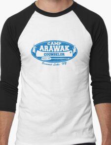 Camp Arawak Men's Baseball ¾ T-Shirt