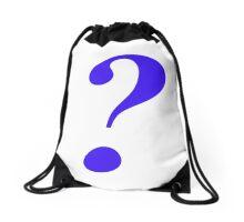 dr who ? Drawstring Bag
