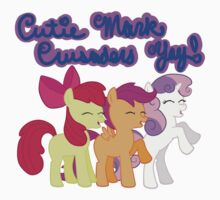Cutie Mark Crusaders YAY! Kids Clothes