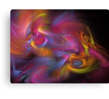 Artisan Abstract Fractal Canvas Print