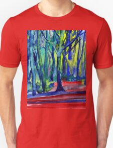 Whitwell Wood, Derbyshire T-Shirt
