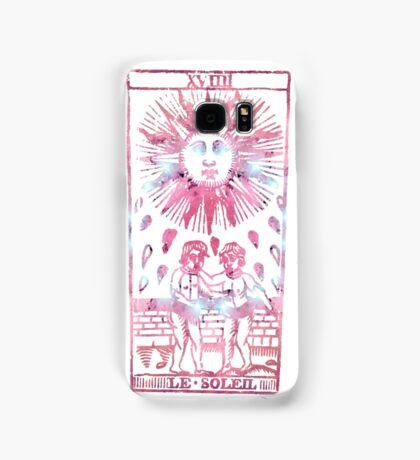 Tarot Le Soleil Samsung Galaxy Case/Skin