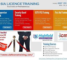 SIA License | Easy Training Courses | SIA Licence Training by sialicence