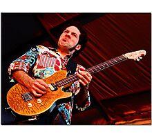 Blues/Rock Photographic Print