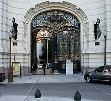 Circulo Militar, Buenos Aires by Maggie Hegarty