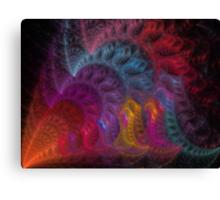 Calliope Abstract Fractal Art Canvas Print
