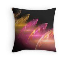 Choices Abstract Fractal Art Throw Pillow