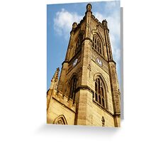 Bombed Out Church - Liverpool Greeting Card