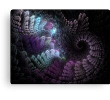 Cradle Abstract Fractal Artwork Canvas Print