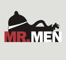 Mad Mr. Men by Marconi Rebus