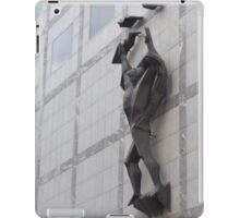 Adelaide Architecture Sculpture iPad Case/Skin