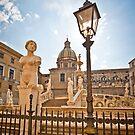 Palermo fountain of shame by mosinski