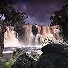 Turpins Falls Victoria by John Bullen