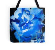 Blue Rose. Tote Bag